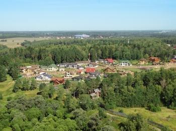 Коттеджный поселок Сосновый бор